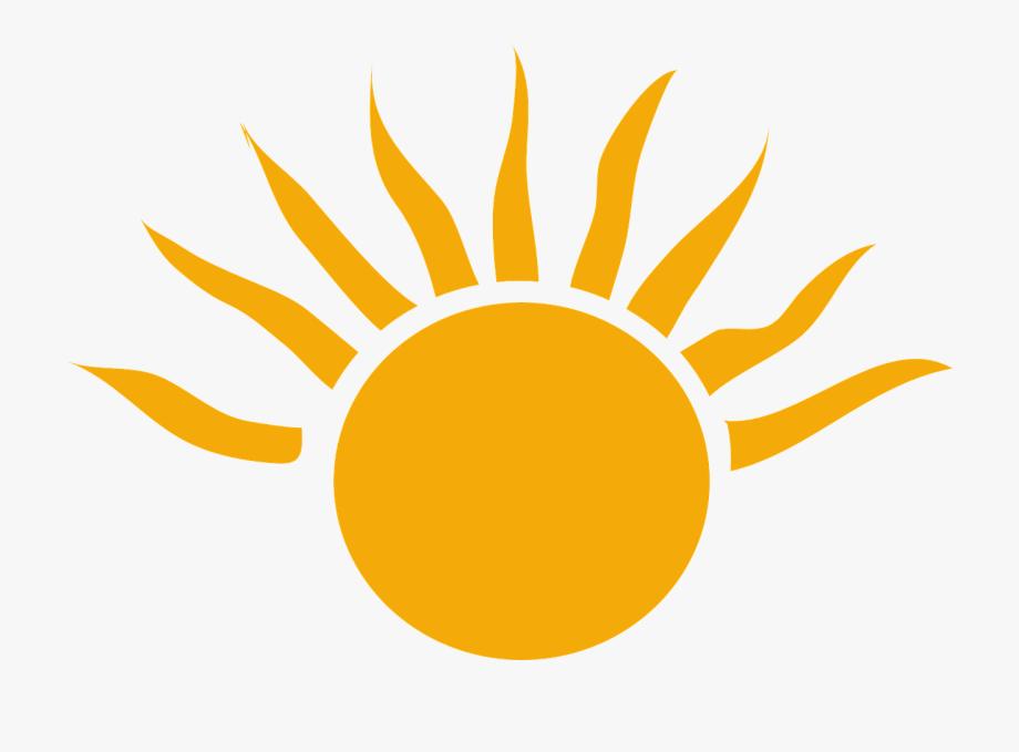 Sunshine Clipart Bright Sun.