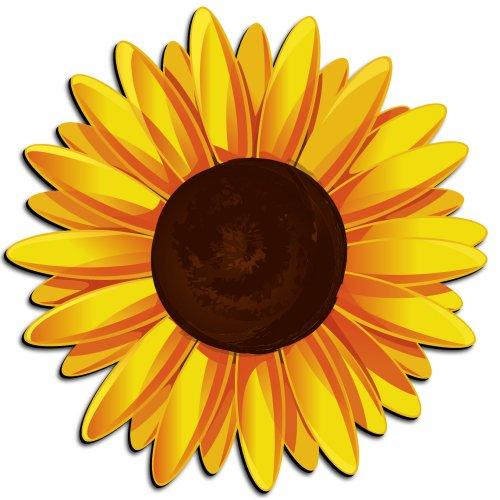 Free Cartoon Sunflower, Download Free Clip Art, Free Clip Art on.