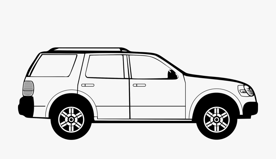 Cars Clipart Suv.