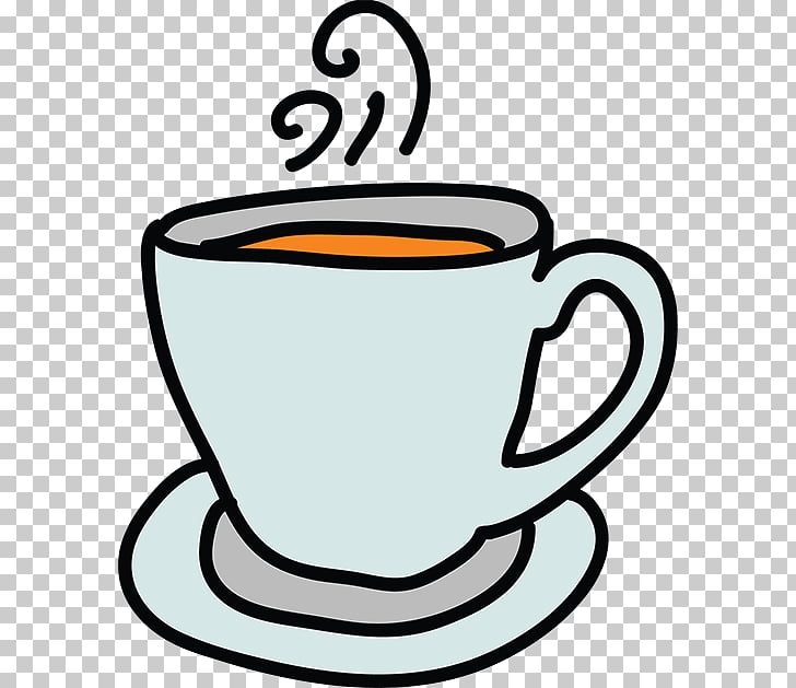 Animation Drawing Cartoon Stock footage Illustration, A cup.