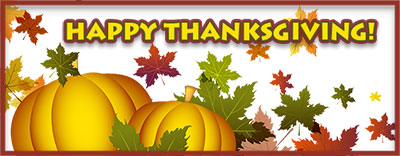 Free Thanksgiving Clipart.
