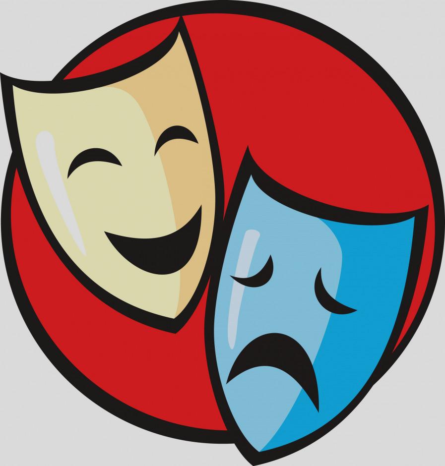 Drama Mask Clipart at GetDrawings.com.