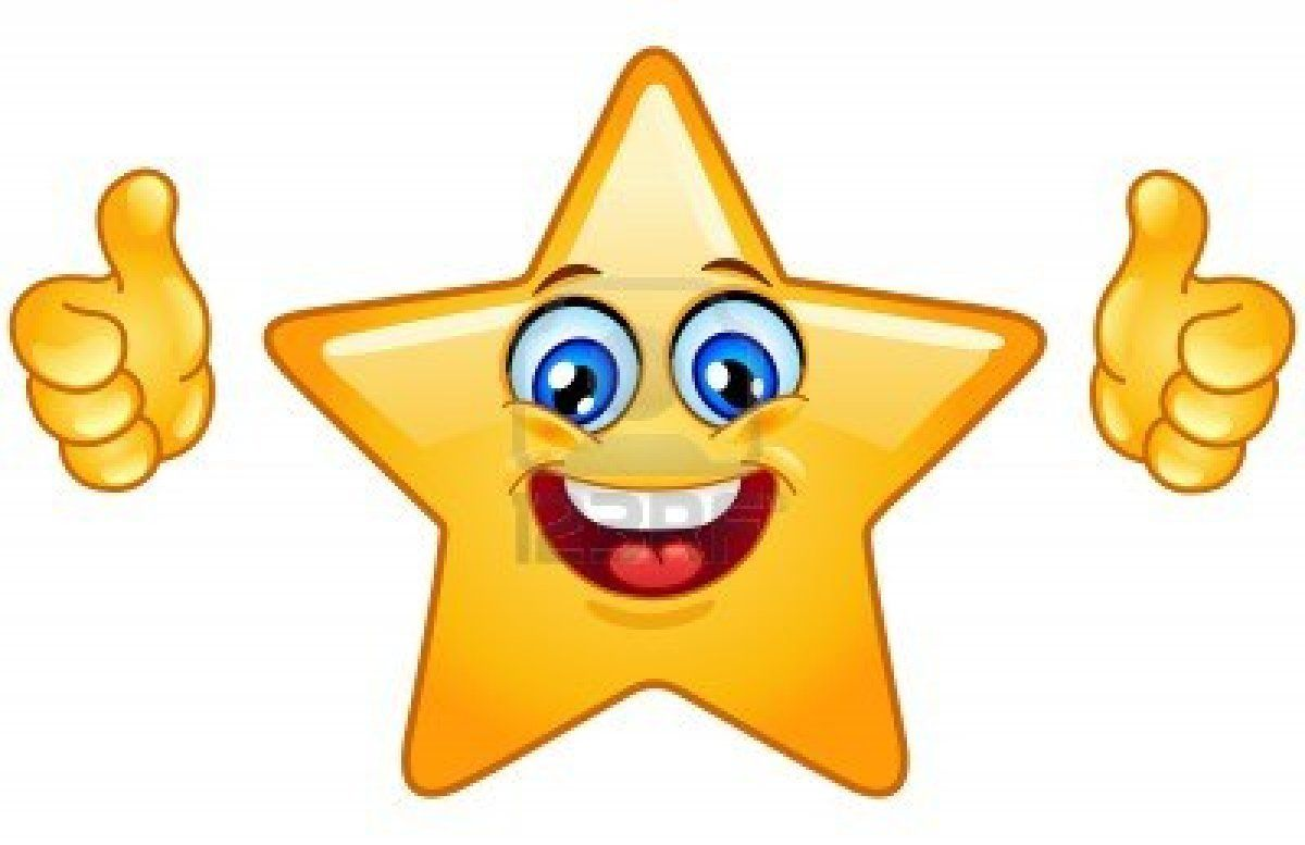 Animated Star Clip Art.