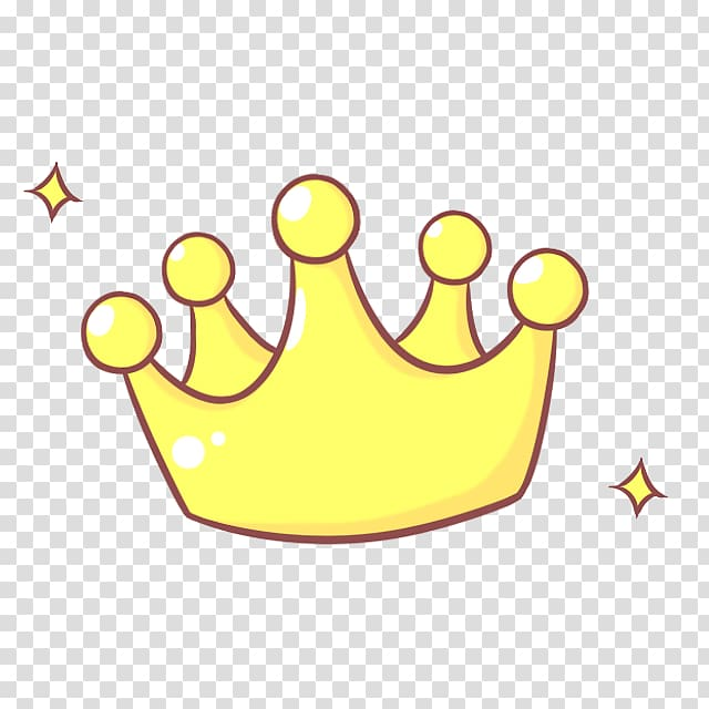 Crown Cartoon , crown transparent background PNG clipart.