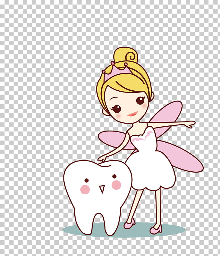 Tooth fairy , Tooth Fairy, tooth fairy illustration PNG.