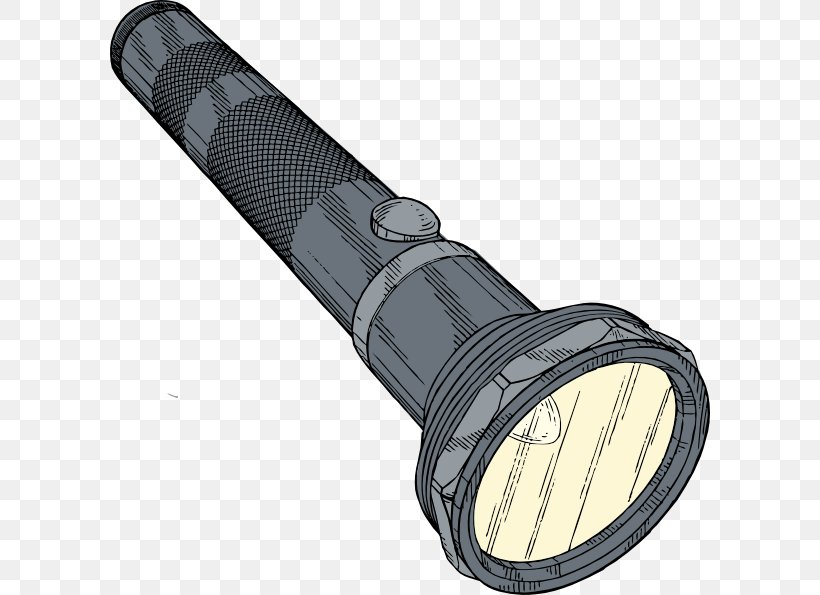 Torch Flashlight Clip Art, PNG, 600x595px, Torch, Animation.