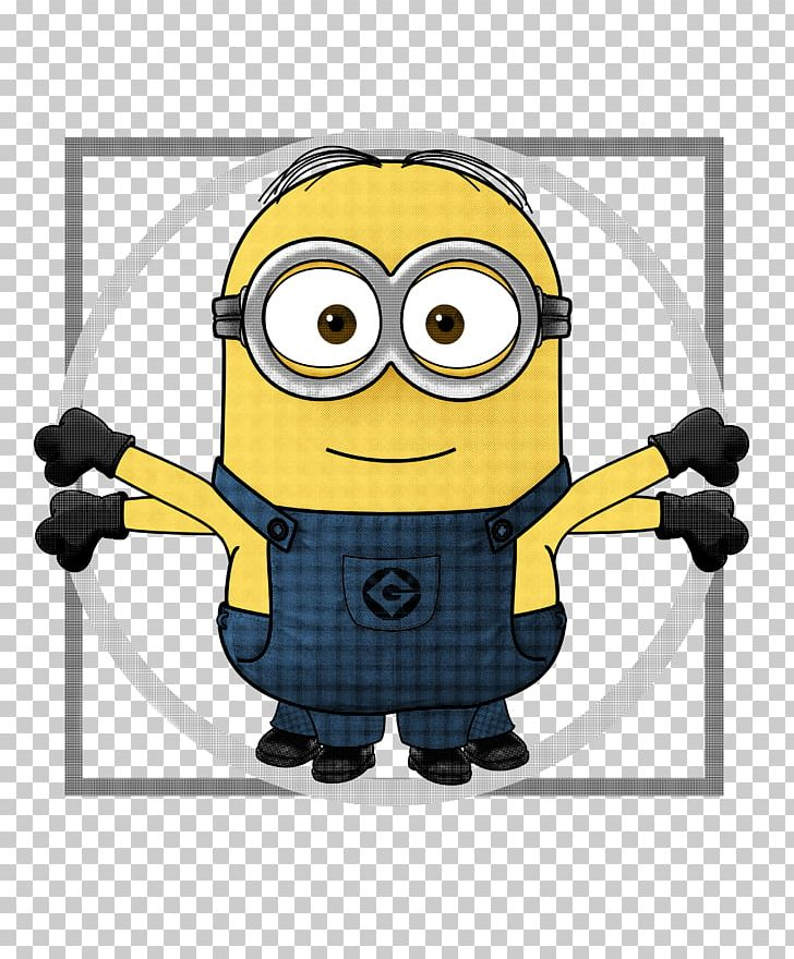 Vitruvian Man Mickey Mouse Despicable Me Minions Towel PNG.