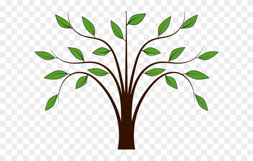 Roots Clipart Animated Tree.