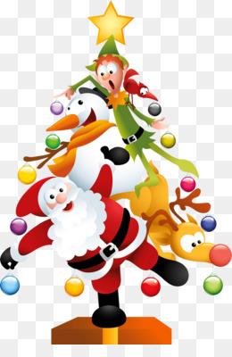 Santa Claus PNG.