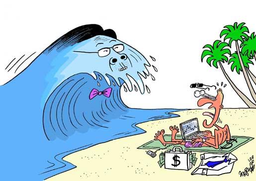 Showing post & media for Cartoon tsunami.