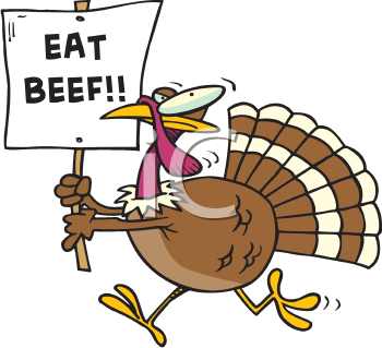 Animated Turkey Clipart Free.