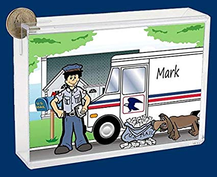 Amazon.com : Personalized NTT Cartoon Side Slide Frame Gift.
