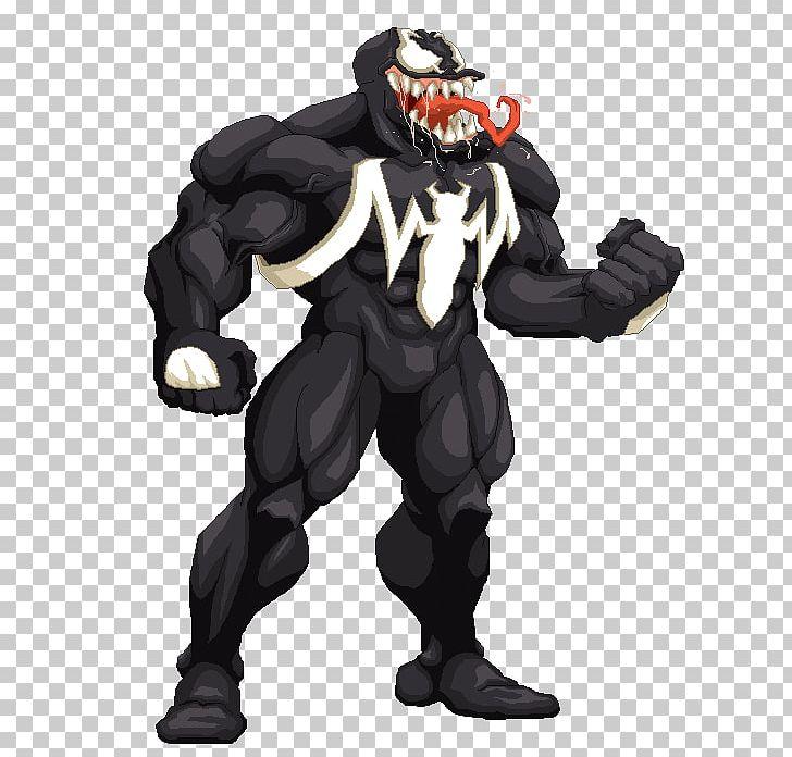 Venom Eddie Brock Spider.