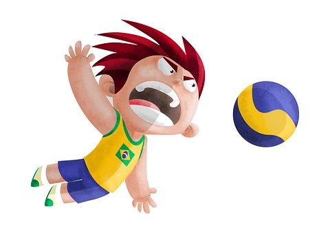 200+ Best Volleyball Pictures in Action [HD].
