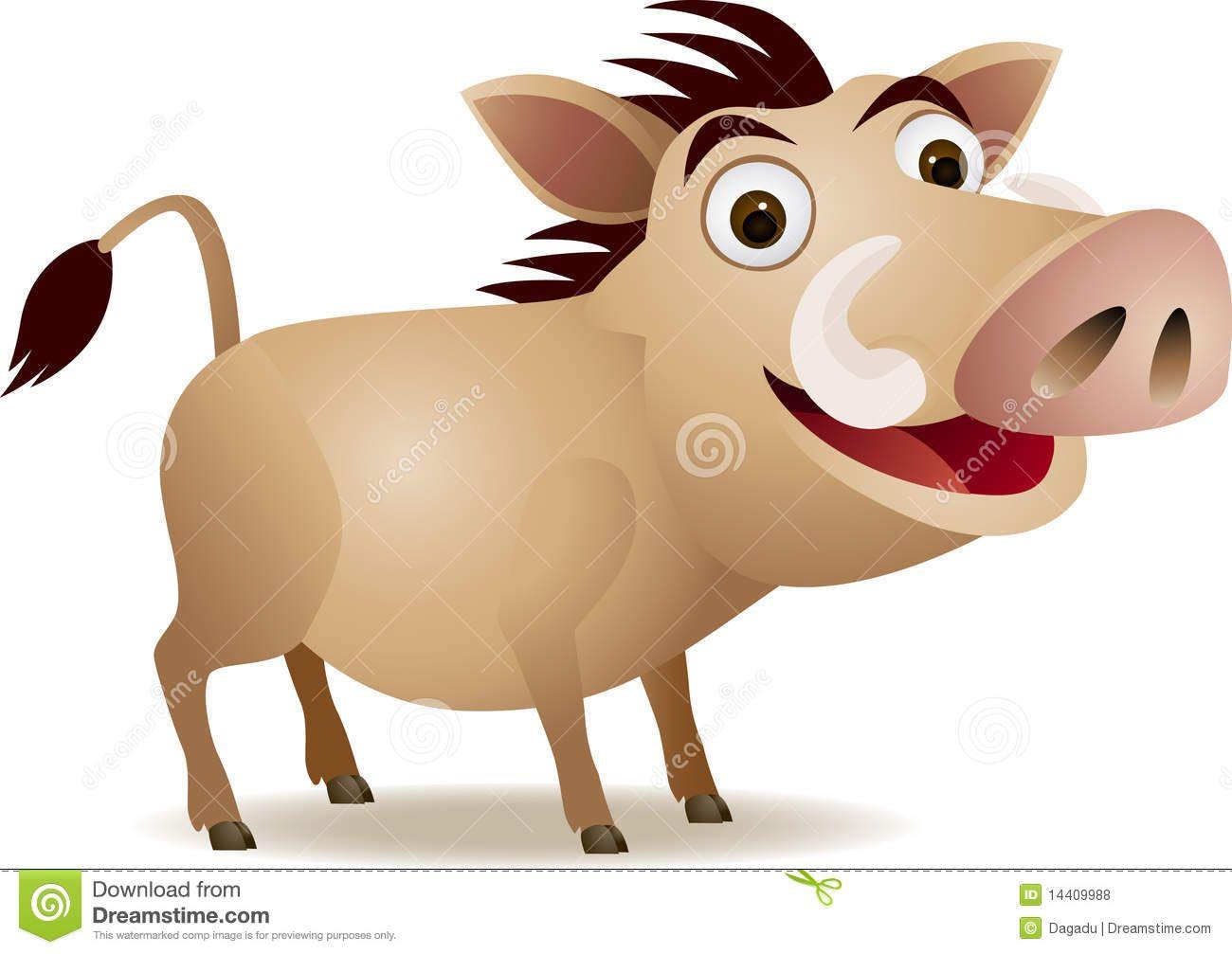 Image result for warthog cartoons.