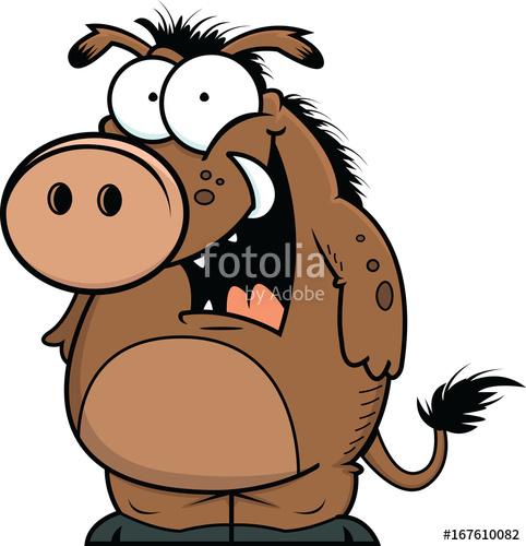 Happy Warthog\