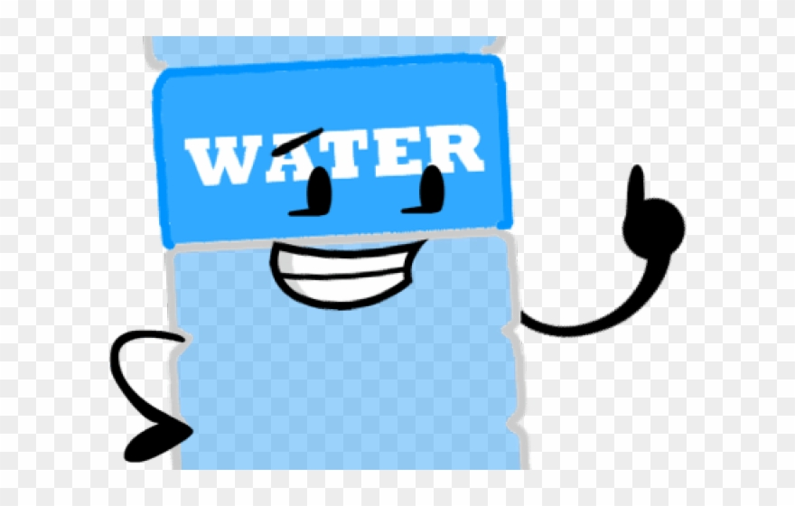 Water Bottle Clipart Animated.