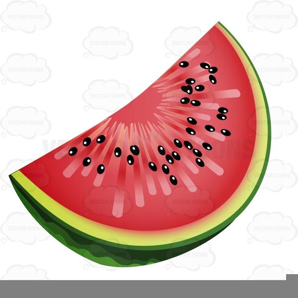 Animated Watermelon Clipart.