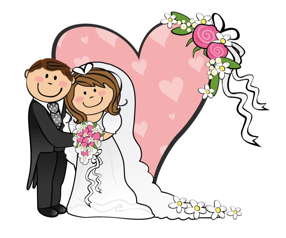 Marriage clipart animated, Marriage animated Transparent.
