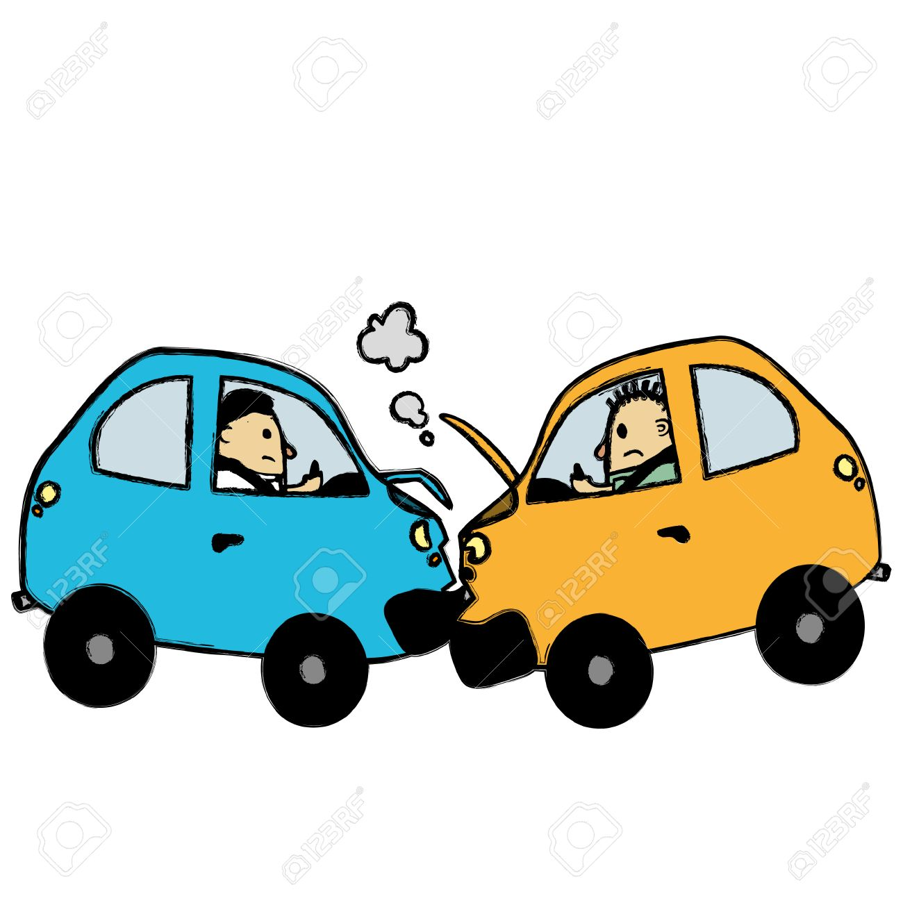 Cartoon Car Accident Pictures Free Download Clip Art.