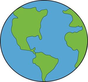 Animated Clipart World Globe Free.