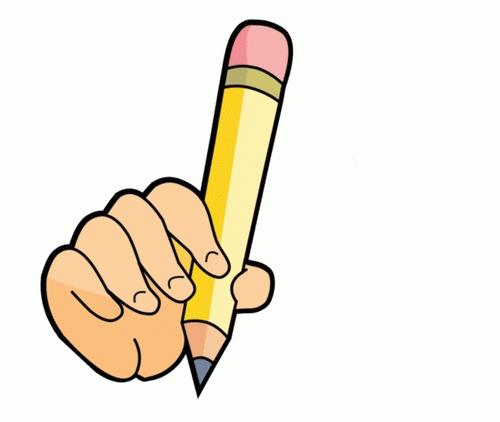 Clipart writing animation, Clipart writing animation.