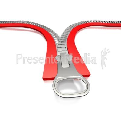 Zipper Unzipped.