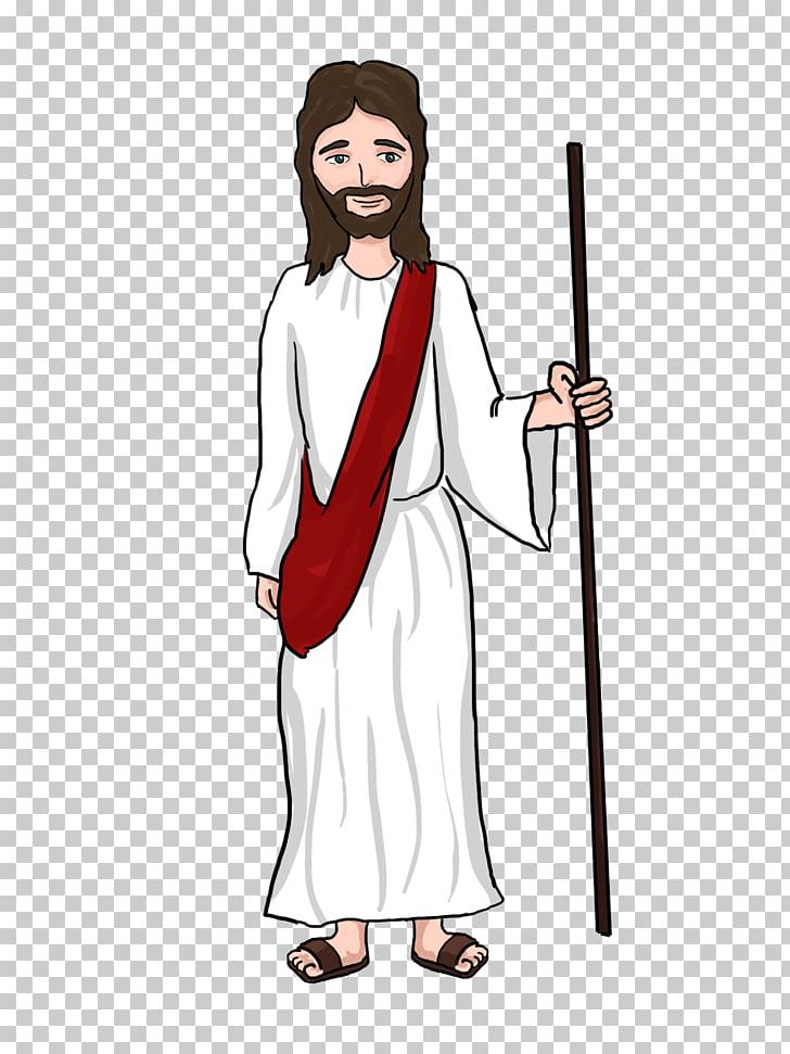 Miracles of Jesus Cartoon Depiction of Jesus , Jesus Christ.