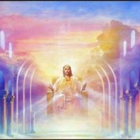 Jesus In Heaven Pictures, Images & Photos.