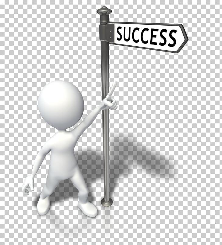 Stick figure Animation , succes, success PNG clipart.