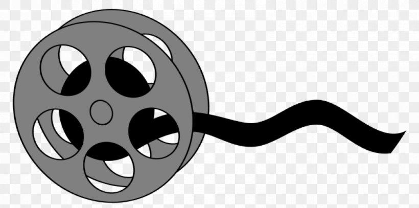 Film Reel Cartoon Clapperboard Clip Art, PNG, 1007x500px.