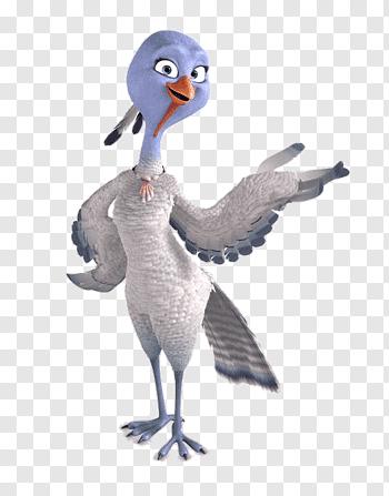 Turkey Film Animation Reel FX Creative Studios, turkey bird.