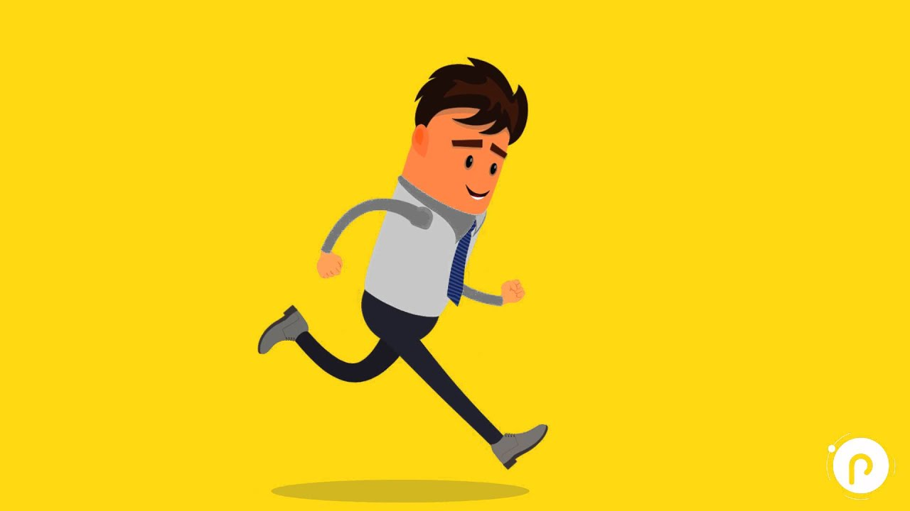 Character Run Cycle Animation _ Adobe After effects.