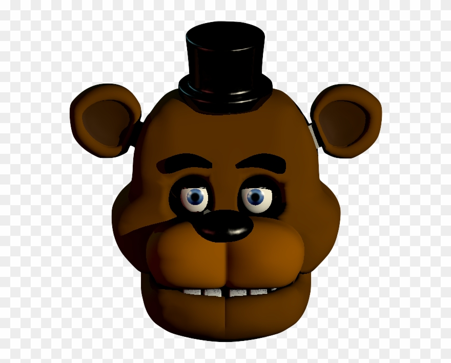 Animatronic head clipart fnaf clipart images gallery for.
