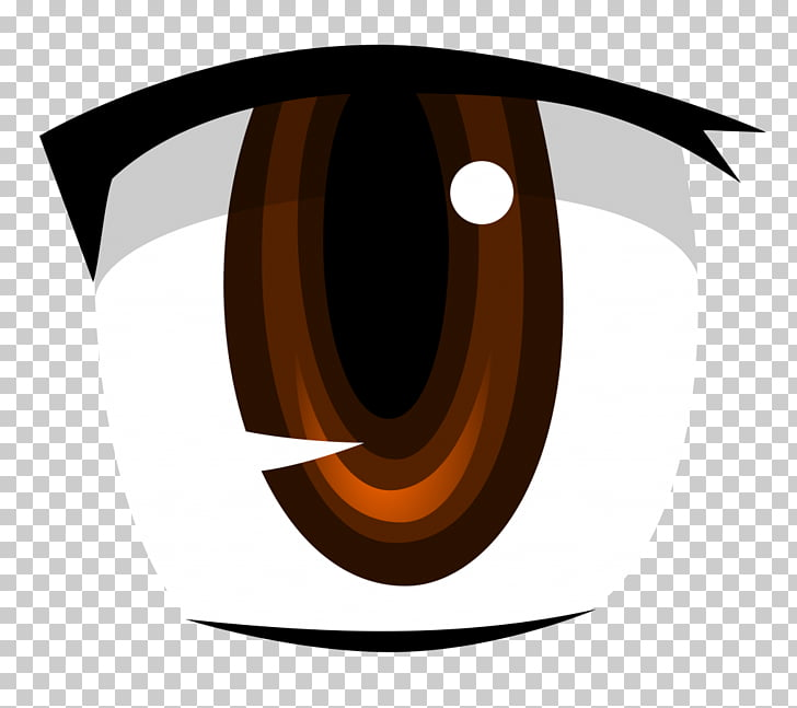 Anime Eye Manga iconography Drawing, eyes PNG clipart.