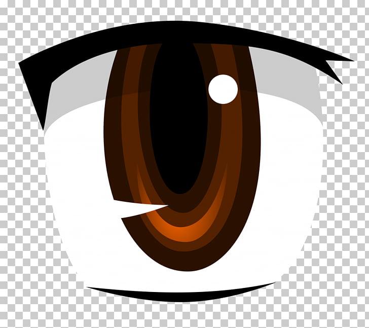Anime Eye Manga iconography Drawing, eyes PNG clipart.