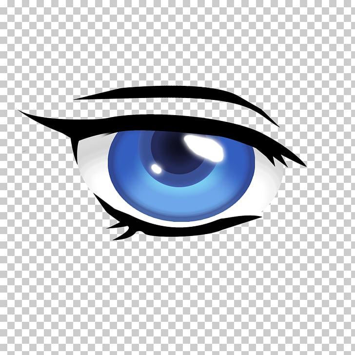 Eye Anime , eyes PNG clipart.