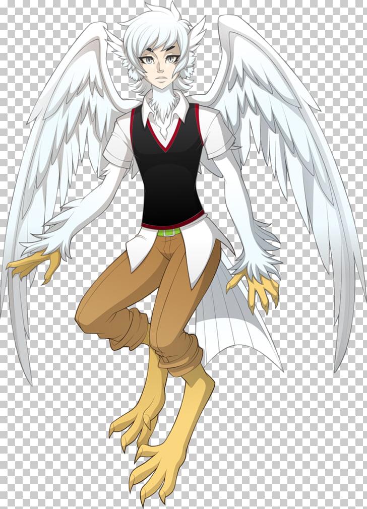 Bird Anime Fan art My Candy Love, Bird PNG clipart.