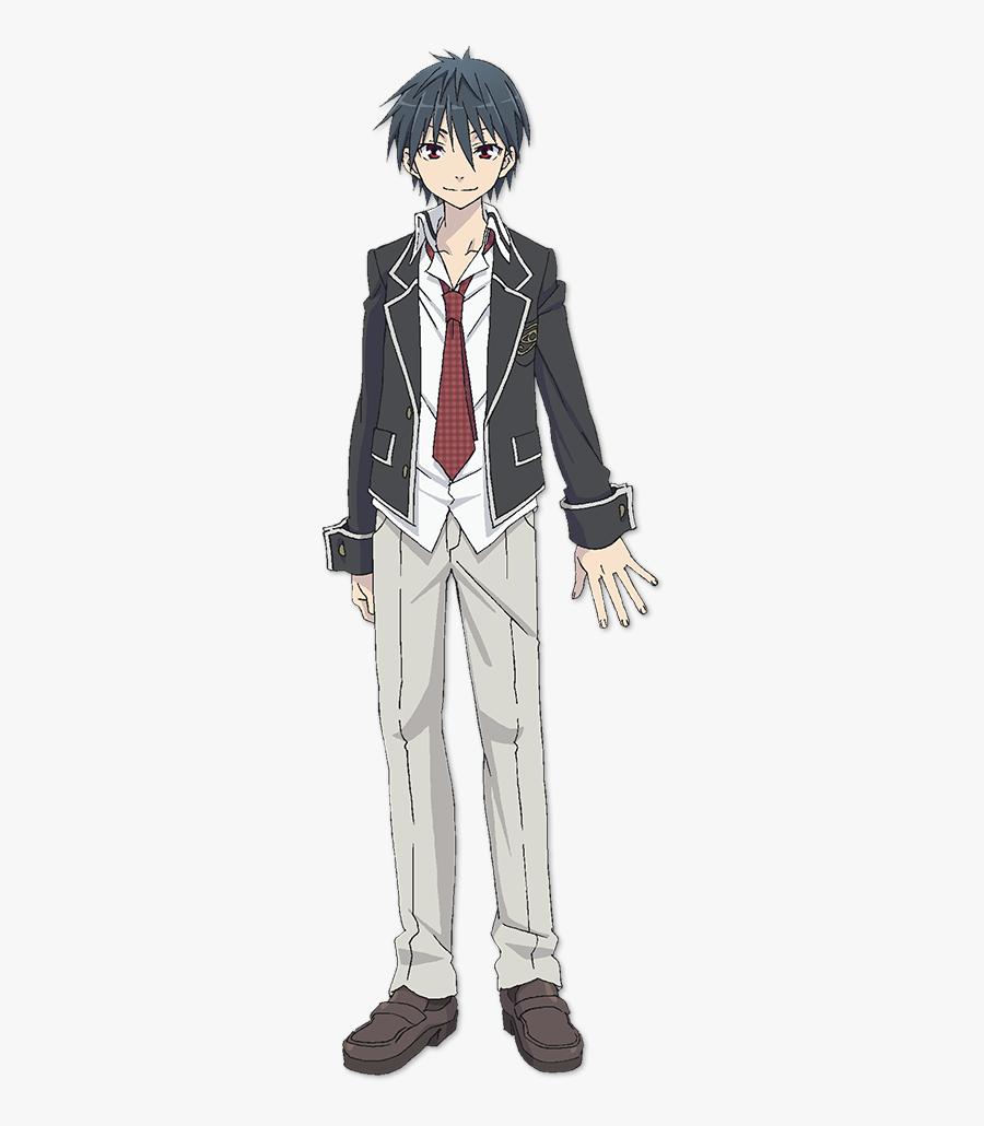Anime Boy Clipart Suit.