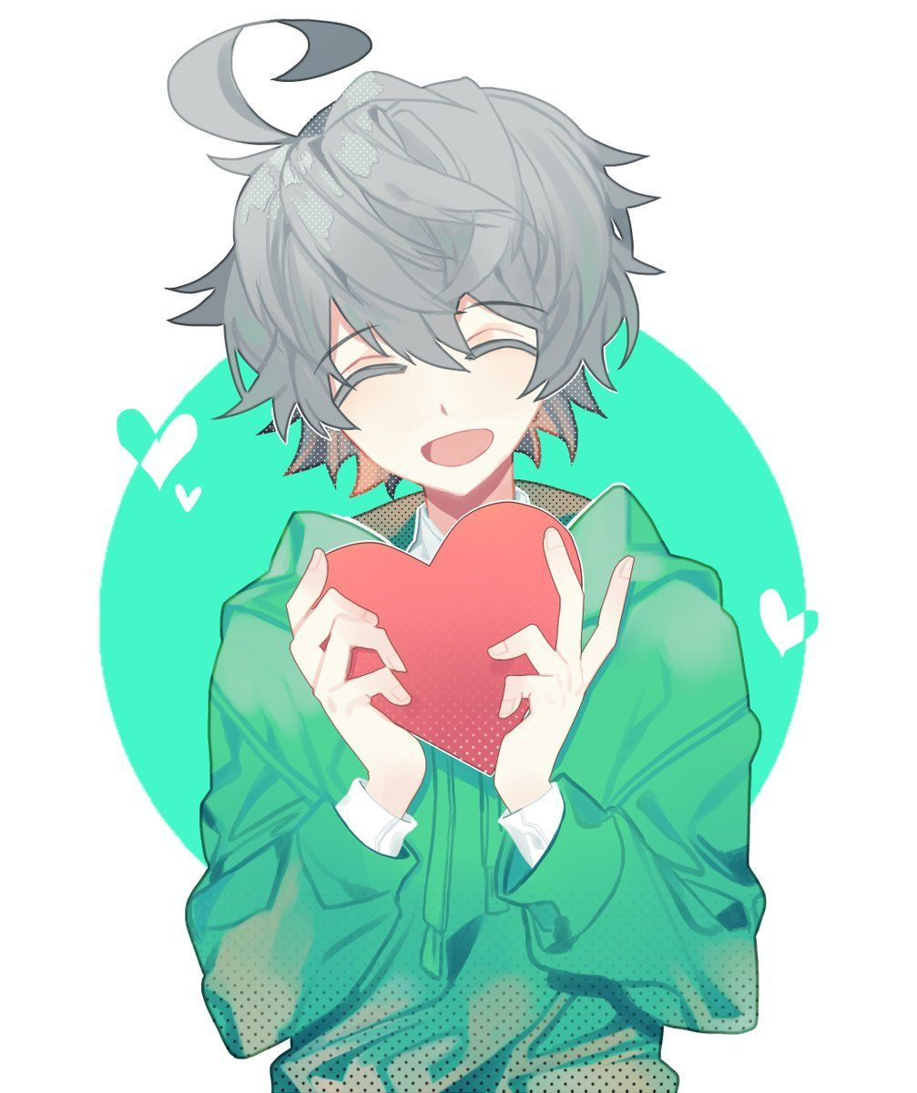 Anime Boy Clipart goth 16.