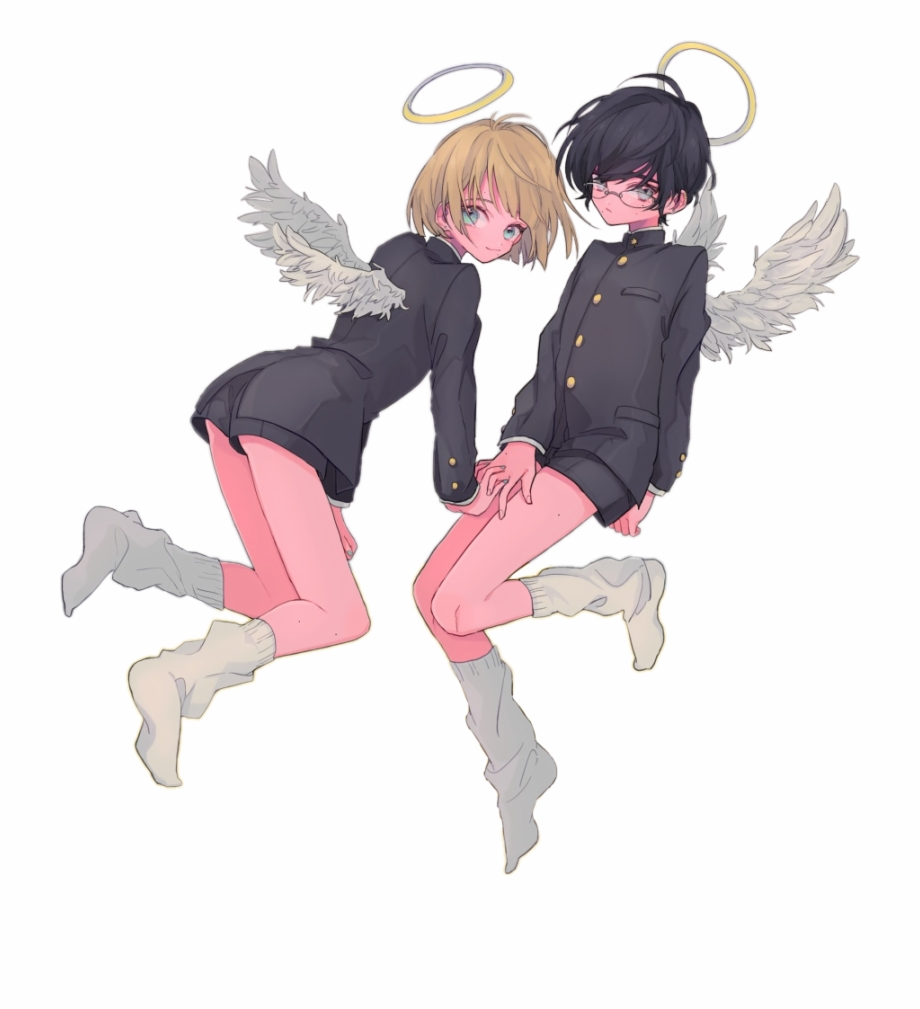 Angels 1004 Anime Boys Cute Kawaii Manga Japan.