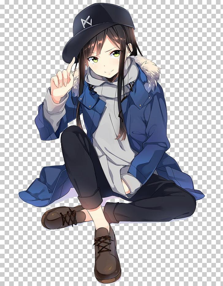 Anime Manga Magical girl Tomboy, Cartoon girls, female anime.