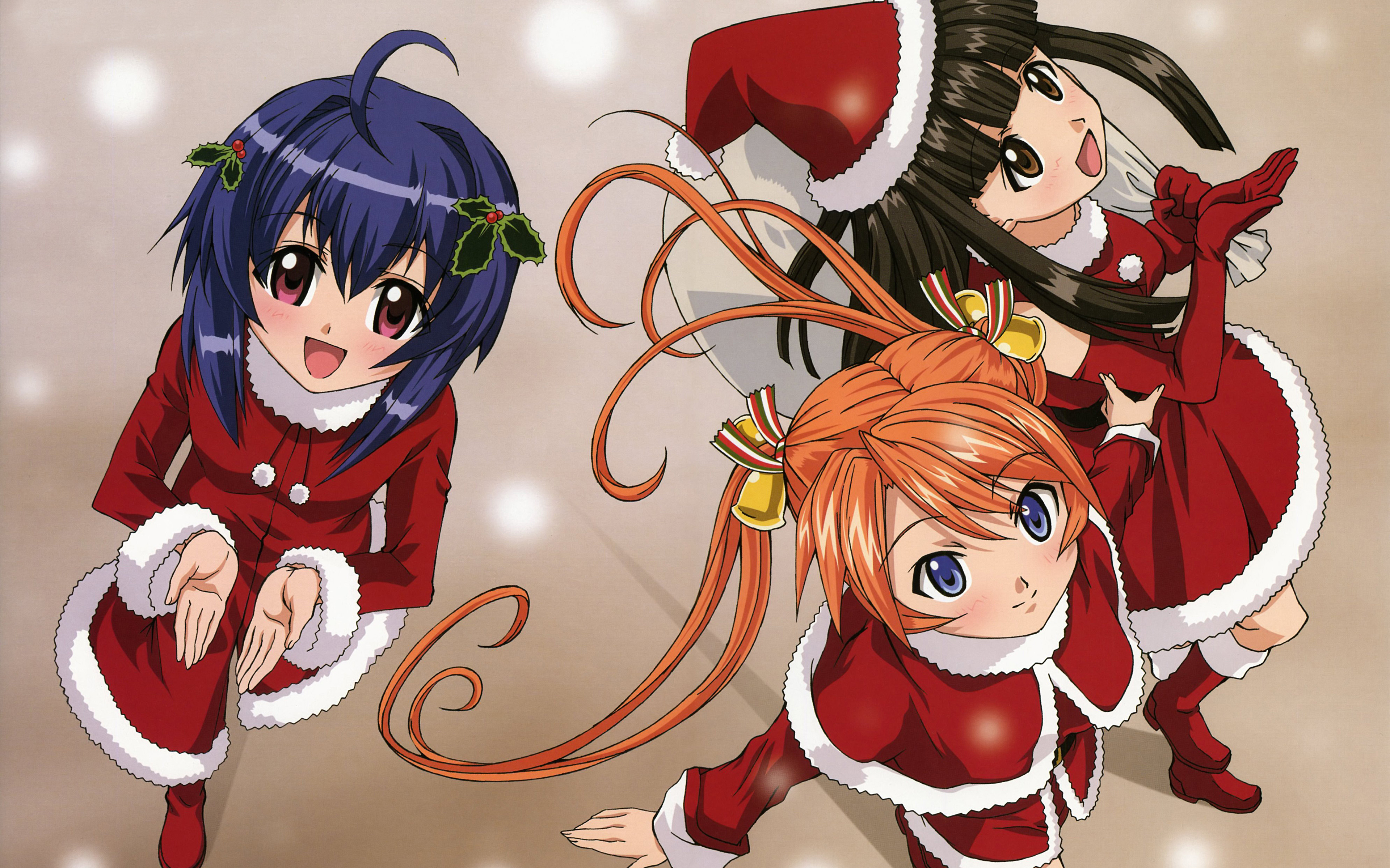 Anime Christmas HD Wallpapers and Backgrounds.