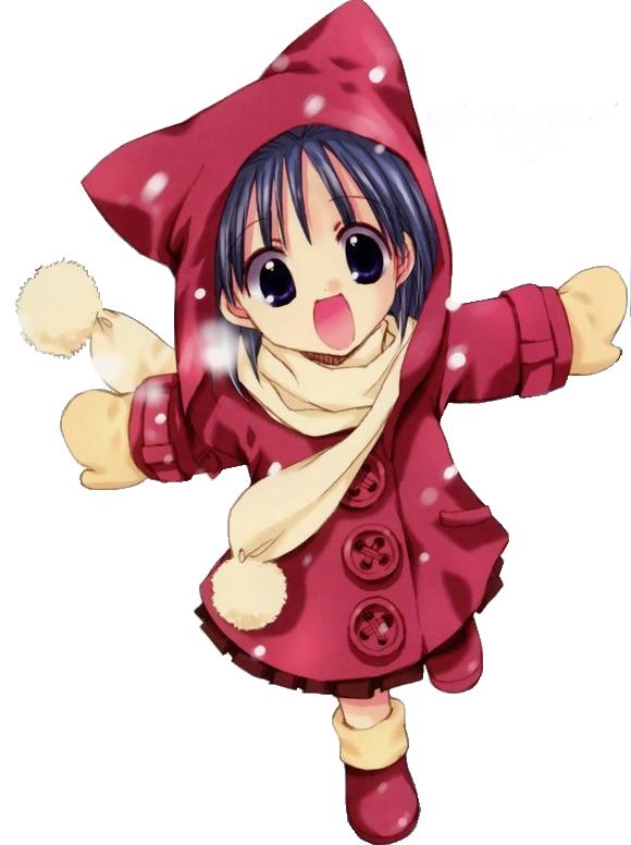 Showing post & media for Cartoon girl winter coat.