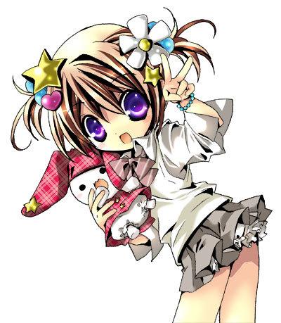 Anime Clipart.