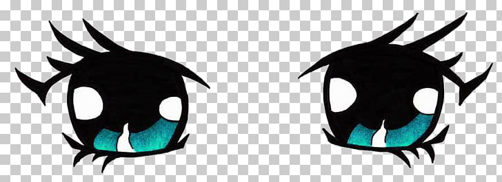 Drawing Anime Eye, eyes anime PNG clipart.