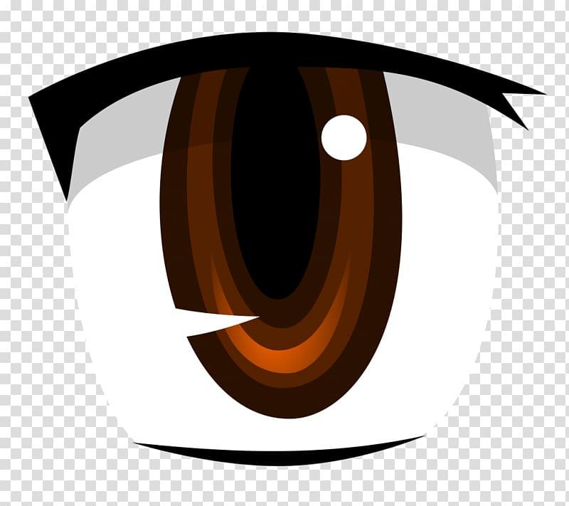 Anime Eye Manga iconography Drawing, eyes transparent.