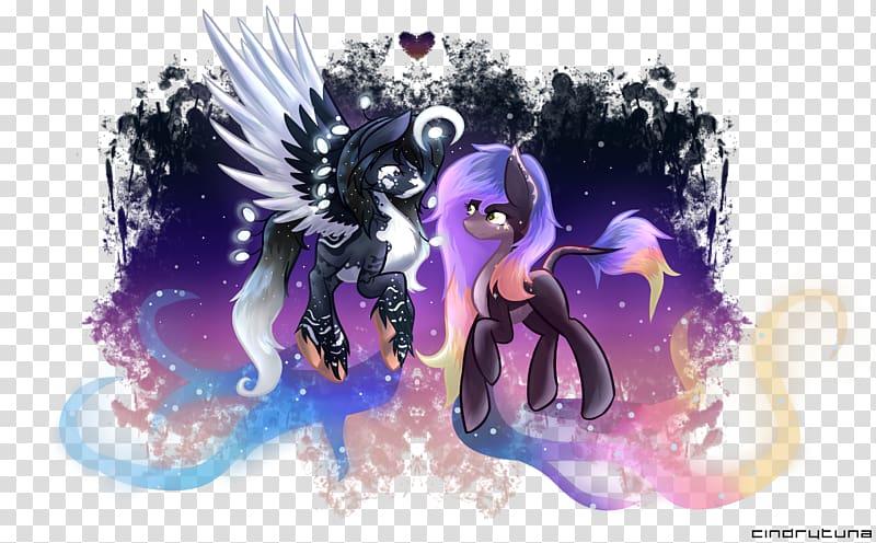 Horse Legendary creature Desktop Anime, horse transparent.