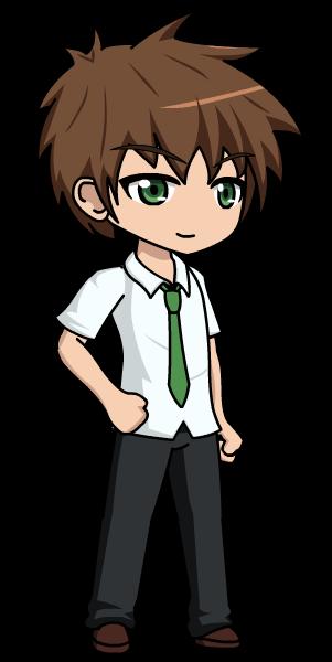 Anime clipart anime boy, Anime anime boy Transparent FREE.