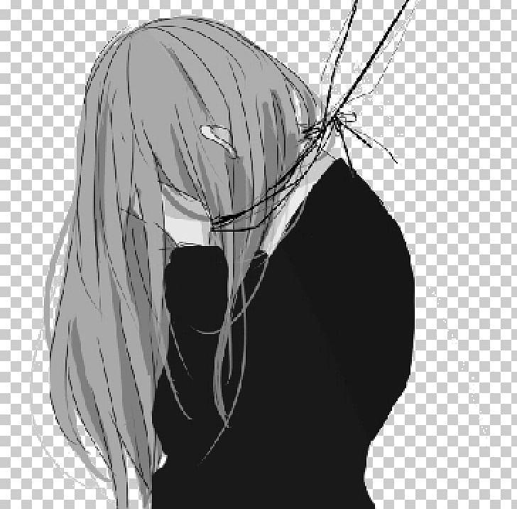 Anime Drawing Sadness Manga PNG, Clipart, Anime Girls, Arm.
